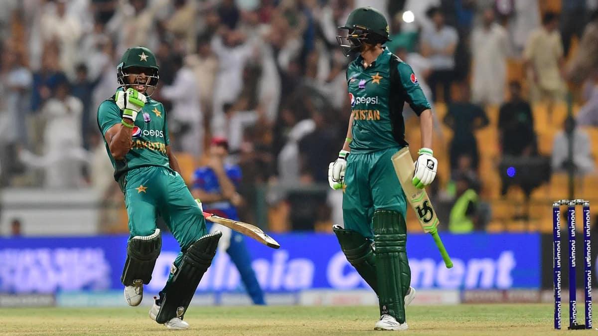 Shoaib Malik's unbeaten fifty saves Pakistan blushes against Afghanistan