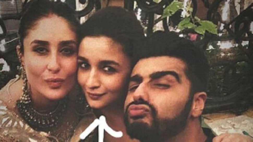 Arjun Kapoor's nickname for Alia Bhatt has a Kareena Kapoor connection-See inside