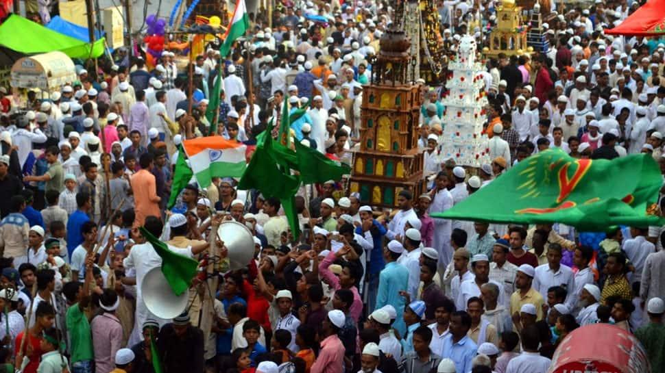 BJP MLA booked for opposing Muharram procession in Uttar Pradesh
