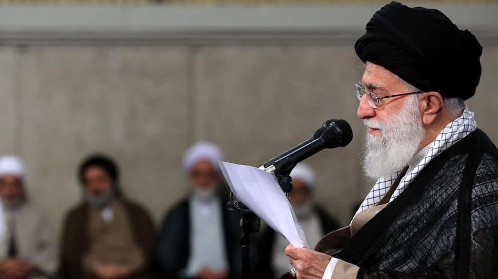 Iran's Ayatollah Khamenei blames Gulf states for military parade attack