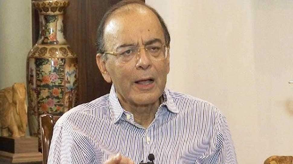 Arun Jaitley hits back at Rahul Gandhi for attacking PM over Rafale deal