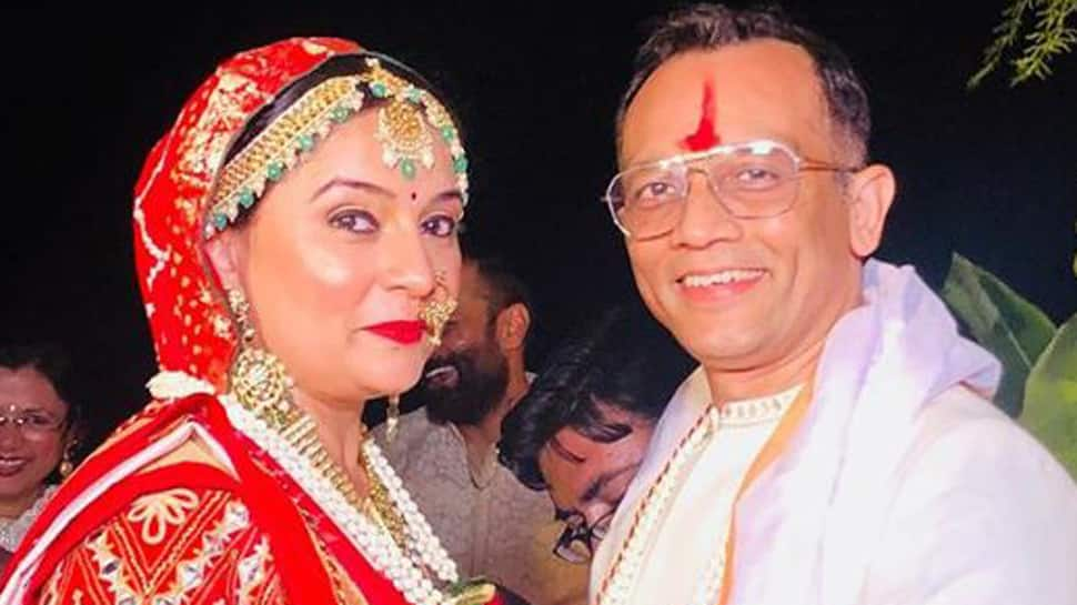 Baa Bahoo Aur Baby actress Suchita Trivedi ties the knot- See pic