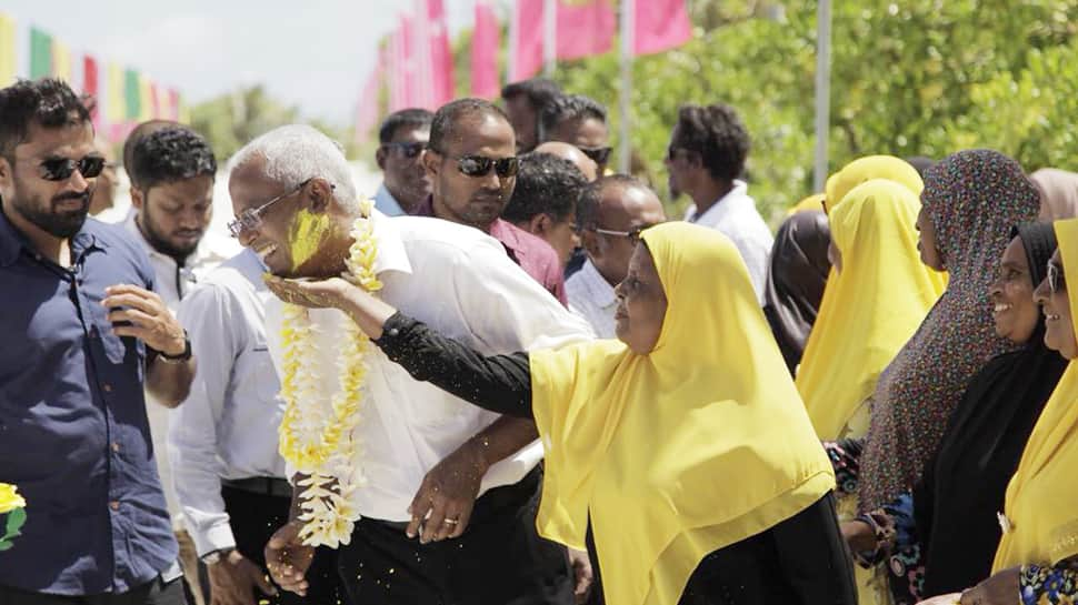 India hails Maldives presidential election results, says democracy has won