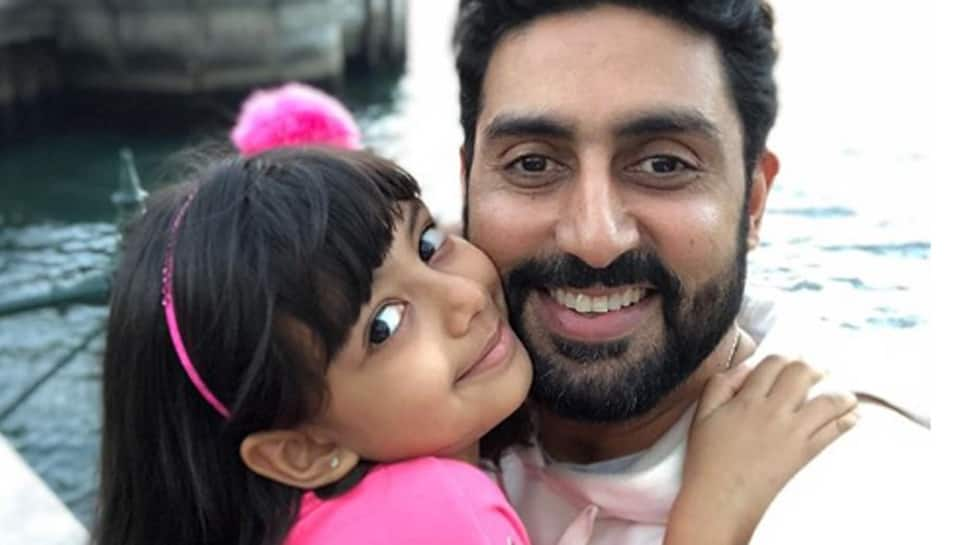 Aaradhya is free to pick a career of her choice, says daddy Abhishek Bachchan