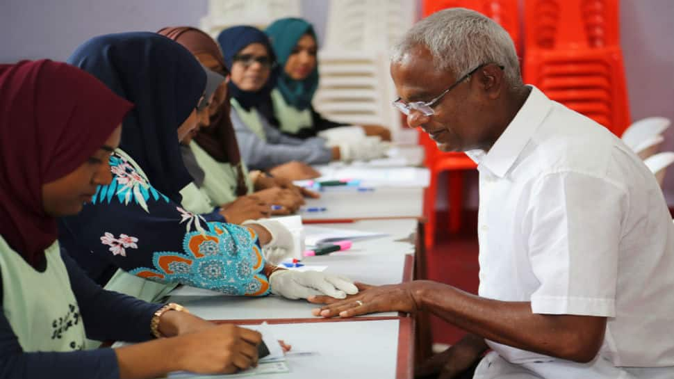 In possible blow to China, Maldives opposition wins election
