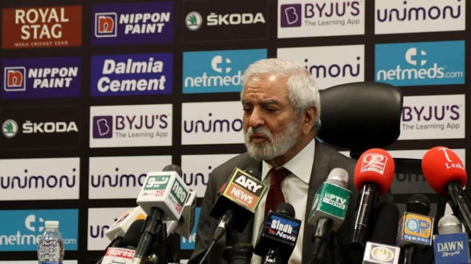 Compensation dispute regarding bilateral series beyond amicable settlement: PCB chief Ehsan Mani