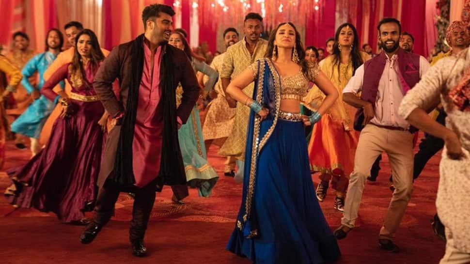 Namaste England: Arjun Kapoor and Parineeti Chopra's Dhoom Dhadakka will make you groove like a true desi - Watch