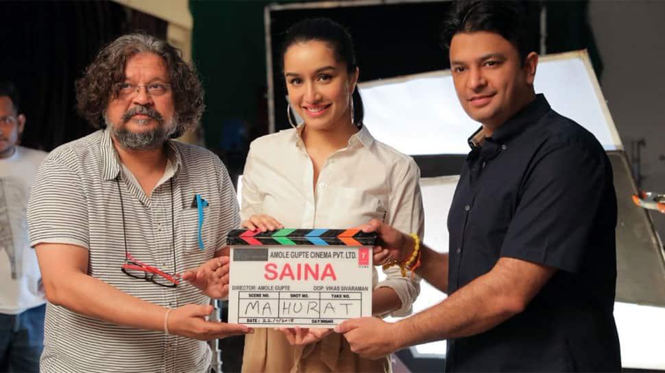 Shraddha Kapoor 'excited' to start shooting for 'Saina'