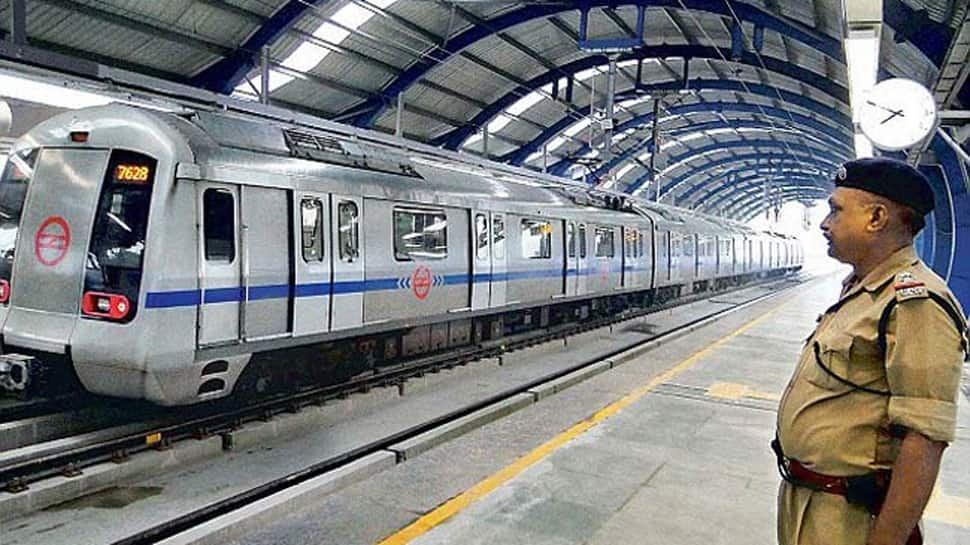 Passenger with country-made pistol held at Delhi Metro station