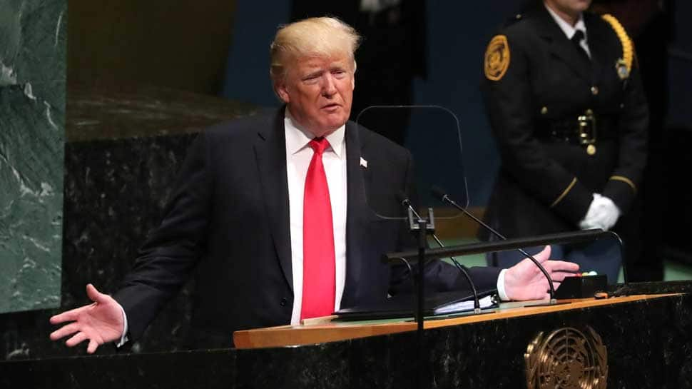 India a free society, successfully lifting millions out of poverty: Donald Trump in UNGA speech