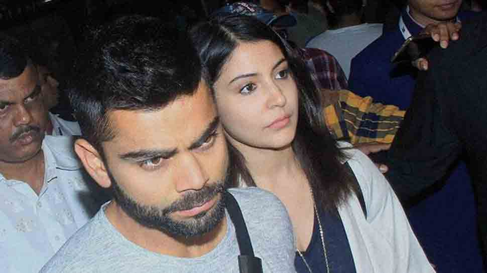 Virat Kohli shares an adorable post for Anushka Sharma after Khel Ratna award