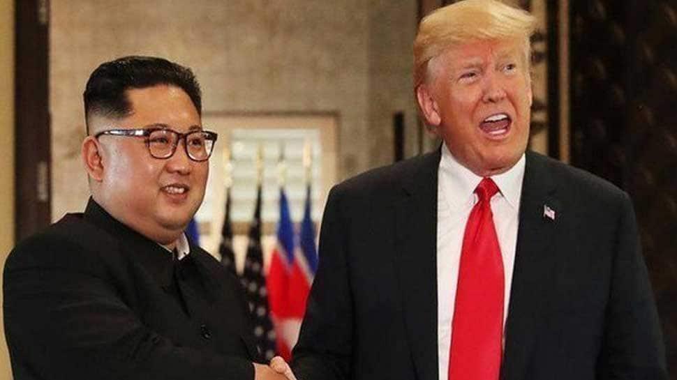 North Korea's Kim Jong-un wants peace, Donald Trump tells UN; calls for sanctions