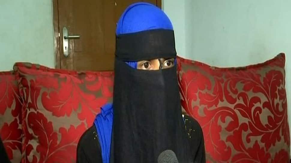 Hyderabad woman rescued from Kuwait, thanks Sushma Swaraj