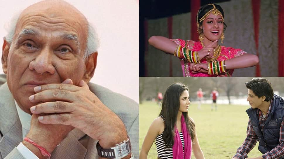 Yash Chopra birth anniversary special: Best dialogues from his classic films