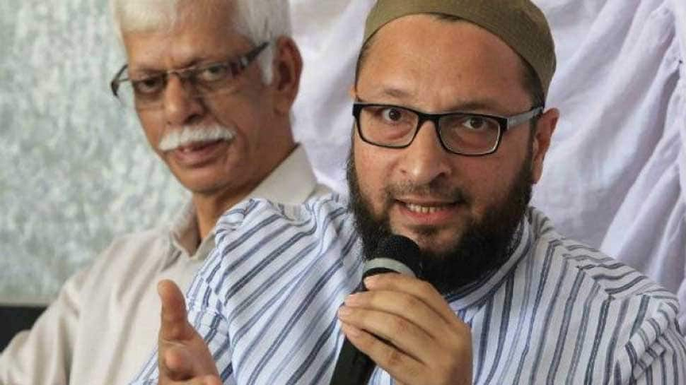 Triple Talaq ordinance is Modi govt's tactic to divert attention from 'scams': Owaisi