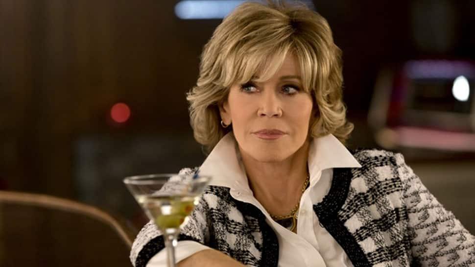 Let's fix men: Jane Fonda