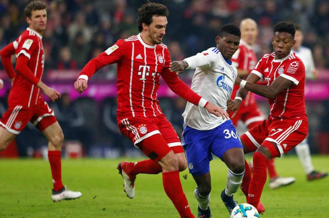 Bundesliga: High-flying Hertha Berlin eye rare triumph over Bayern Munich