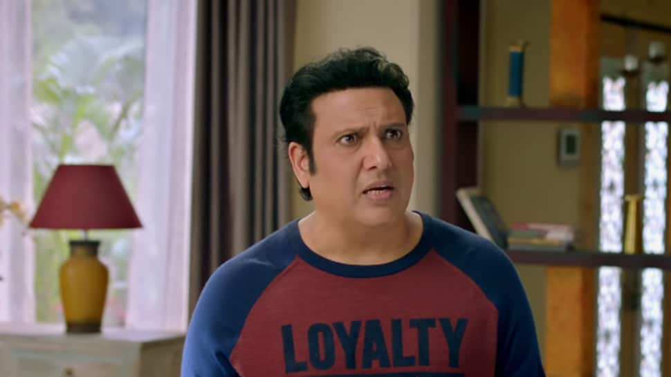 I was not very good at romantic scenes: Govinda