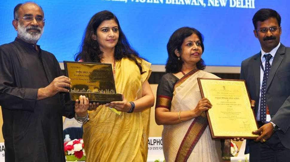 Gujarat wins three major national tourism awards