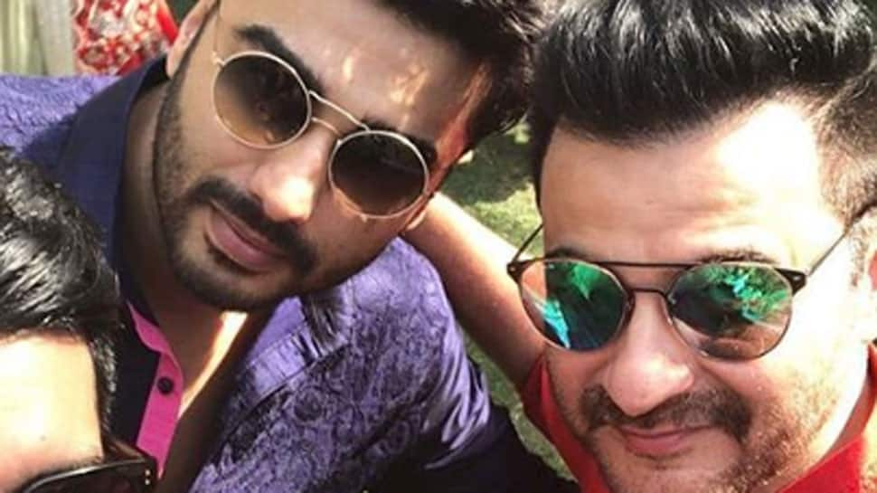 Arjun Kapoor's 'cutest Momo looking child' pic will make your day
