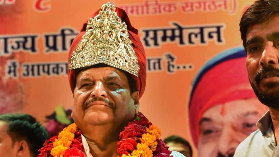 Shivpal set to contest 2019 Lok Sabha polls alone, floats new political outfit 'Pragatisheel Samajwadi Party'