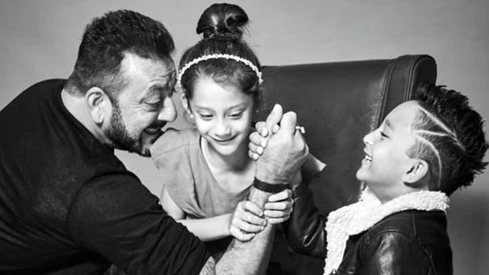 Sanjay Dutt might miss his kids Shahraan and Iqra's birthday-Here's why