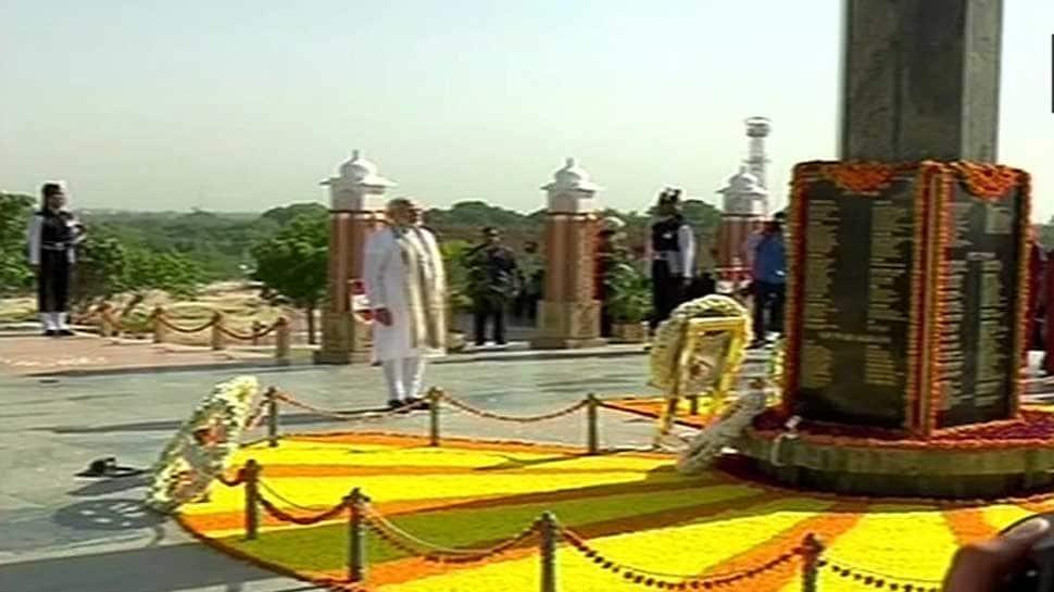 PM Modi inaugurates 'Parakram Parv' military exhibition in Jodhpur