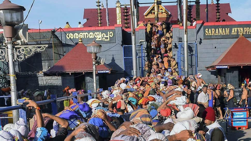 Sabarimala temple verdict: Dev...
