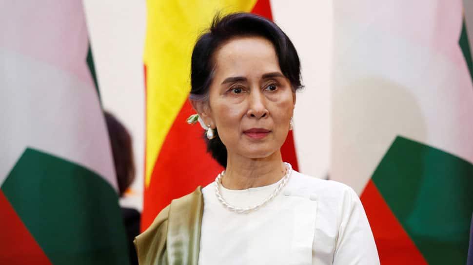 Canada strips Myanmar's Suu Kyi of honorary citizenship