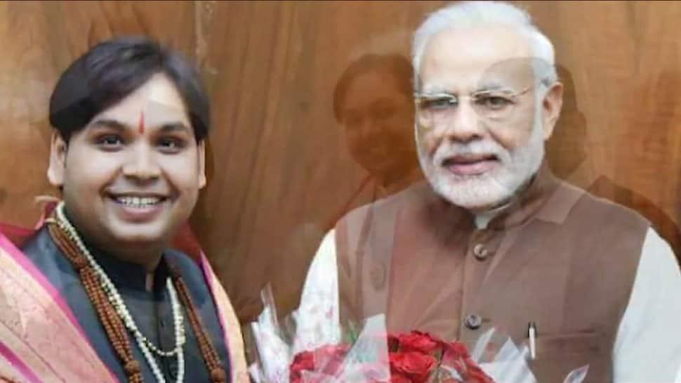 Man arrested for claiming to be 'spiritual guru' of PM Narendra Modi
