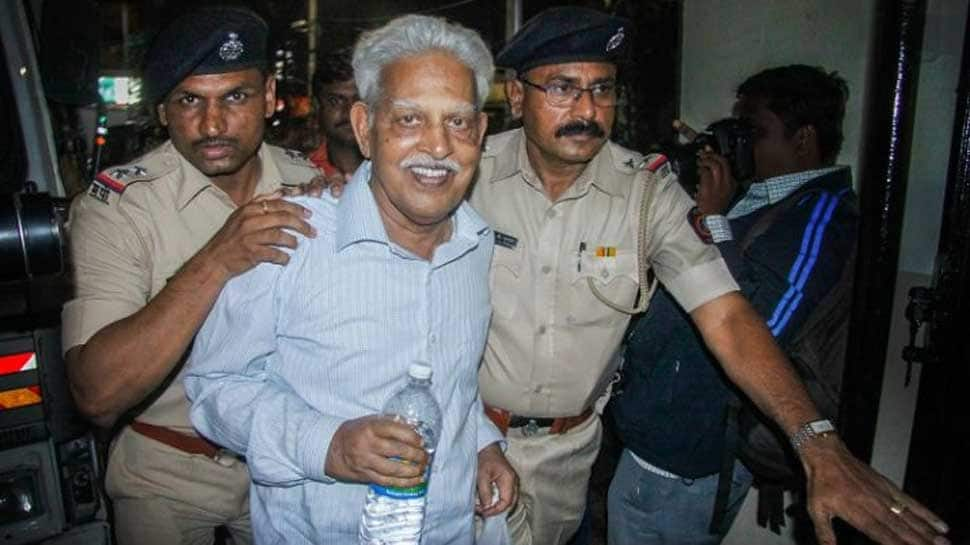 'Unfortunate, unexpected', says Varavara Rao's family after SC refuses to interfere in Bhima-Koregaon case