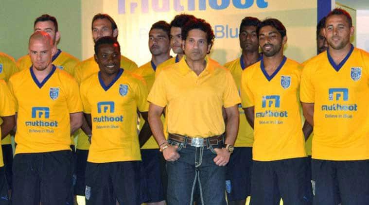 Sachin Tendulkar will remain part of Kerala Blasters: manager David James