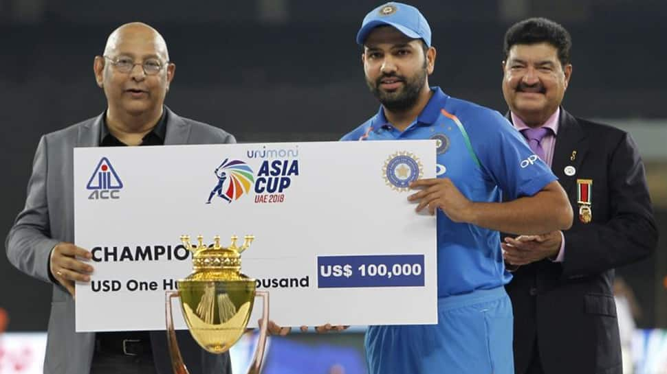 Cricket: India pip Bangladesh in a thriller to defend Asia Cup title