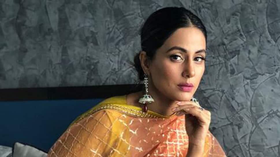 Hina Khan to make special appearance in Jennifer Winget-Harshad Chopda's Bepannah