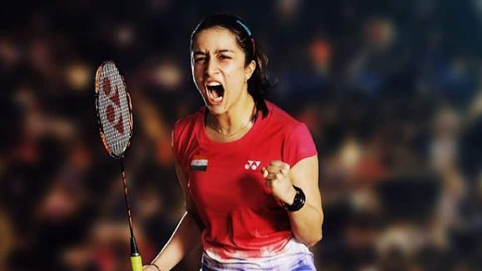 Shraddha Kapoor's first look as Badminton ace Saina Nehwal is breaking the internet-See pic