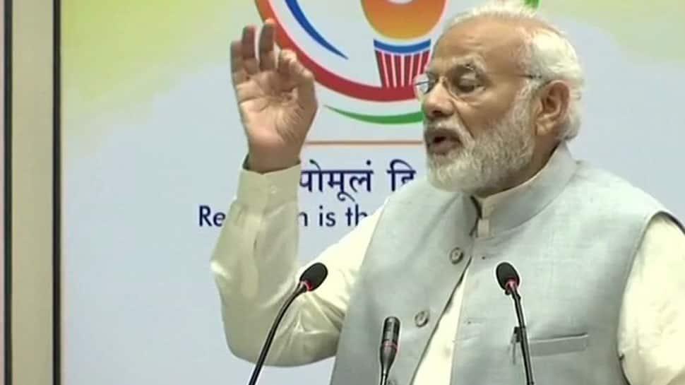 Government focusing on education, says PM Narendra Modi; announces RISE programme