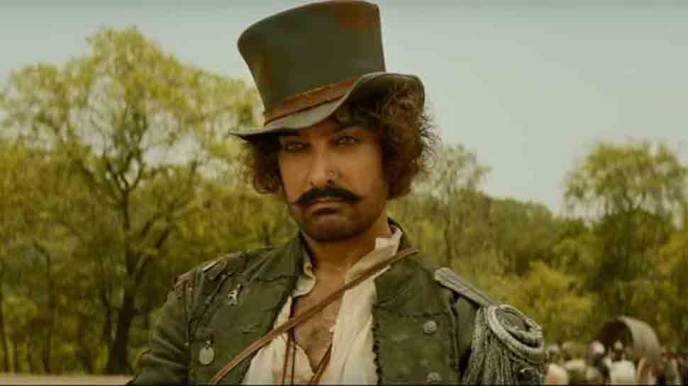 Thugs of Hindostan: Mumbai Police's latest tweet on the film will leave you in splits