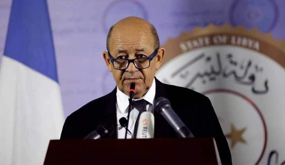 France calls for new global coalition of 'goodwill powers' including India