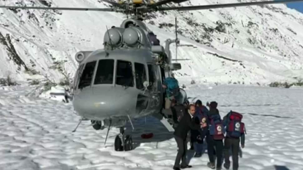 IAF rescues 32 people from parts of Himachal Pradesh on Saturday
