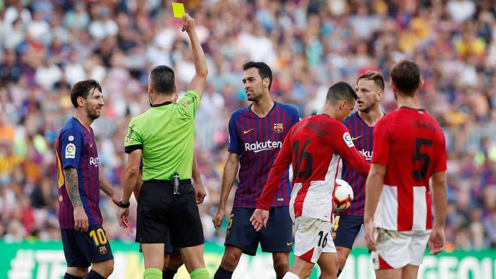 La Liga: Barcelona's struggles continue with home draw to Athletic Bilbao