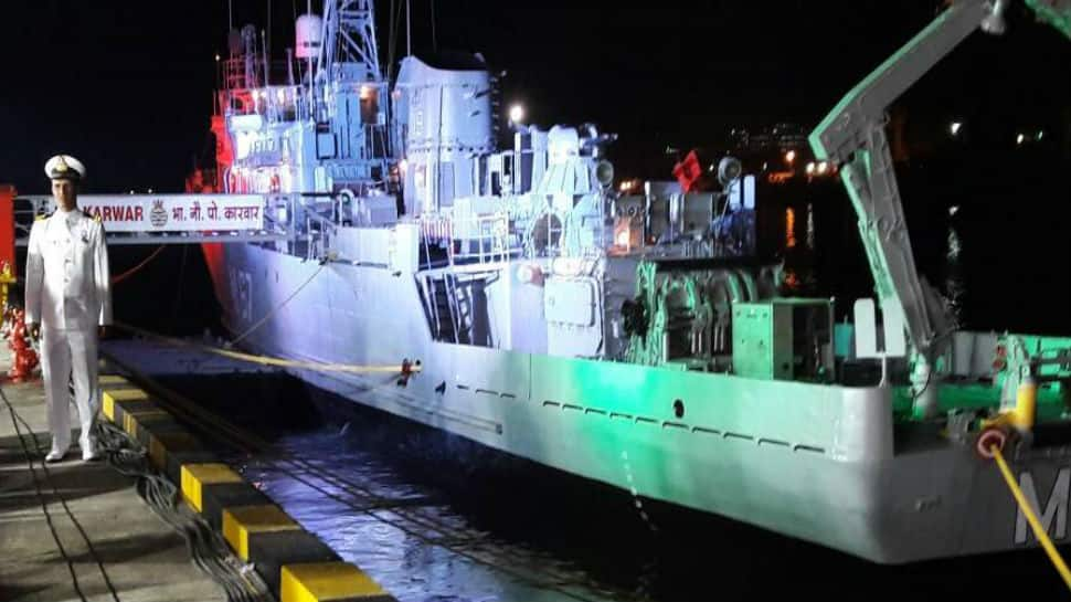 To keep sea lanes safe, Indian Navy in urgent need of more minesweeper ships