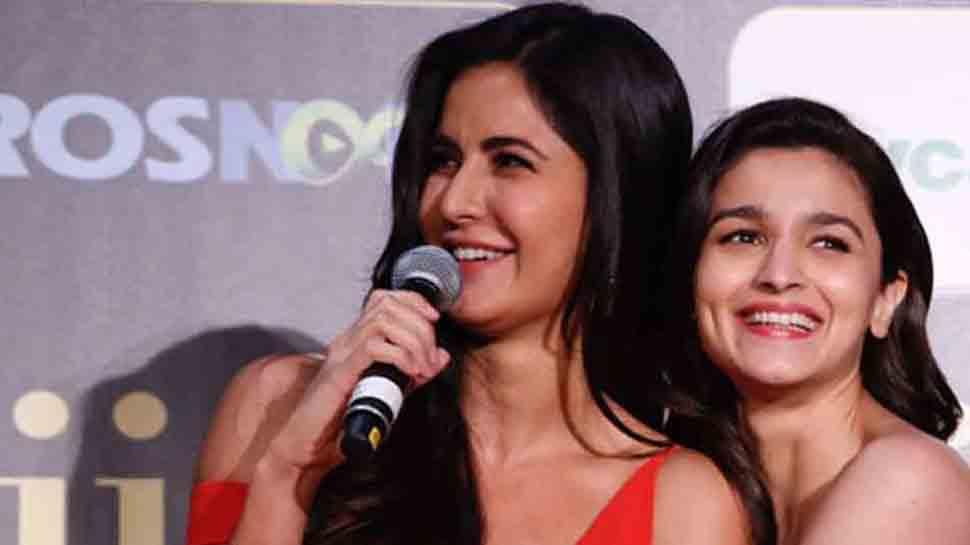 Alia likes Katrina Kaif's photo on Instagram — All's well between the two