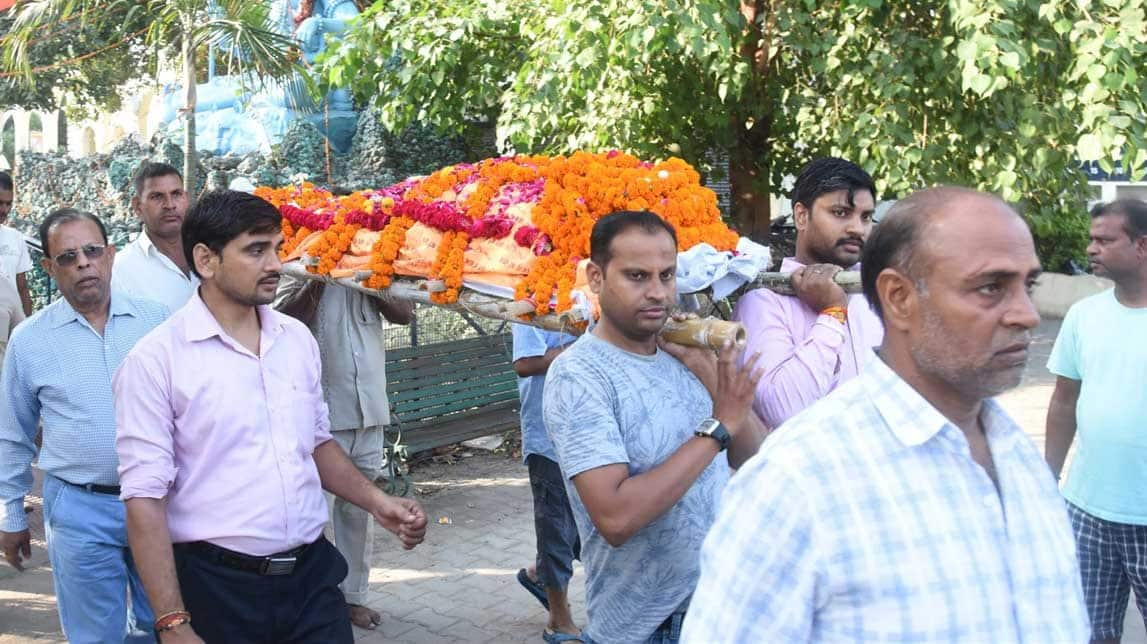 UP cops tried to hush up Apple executive's murder, killers must be in jail: UP Minister