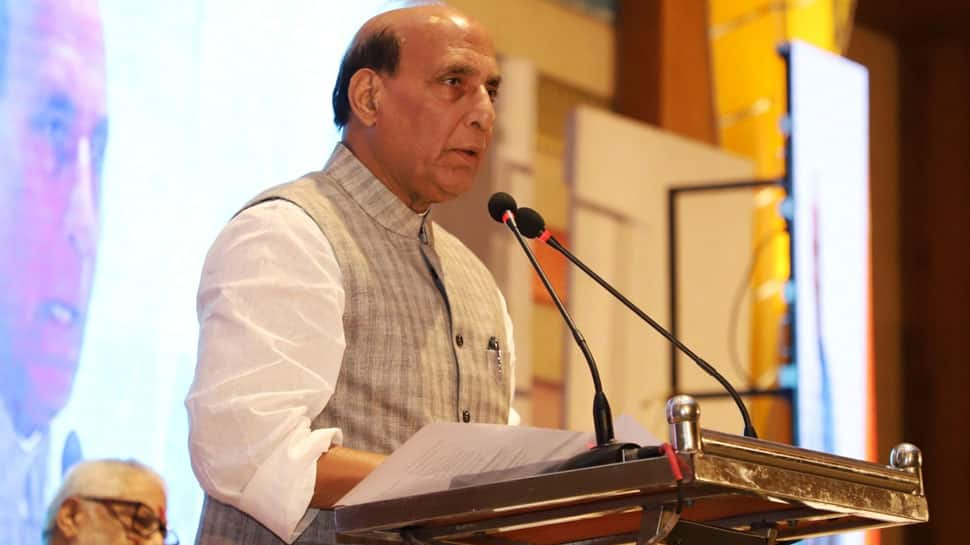 States will identify Rohingyas, collect biometric details: Home Minister Rajnath Singh