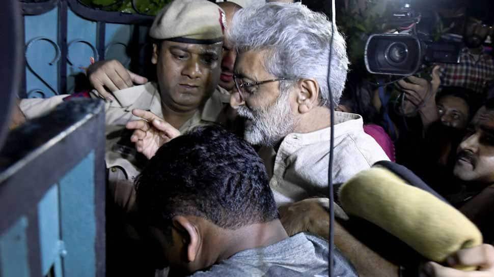 Bhima-Koregaon case: Delhi HC frees activist Gautam Navlakha from house arrest