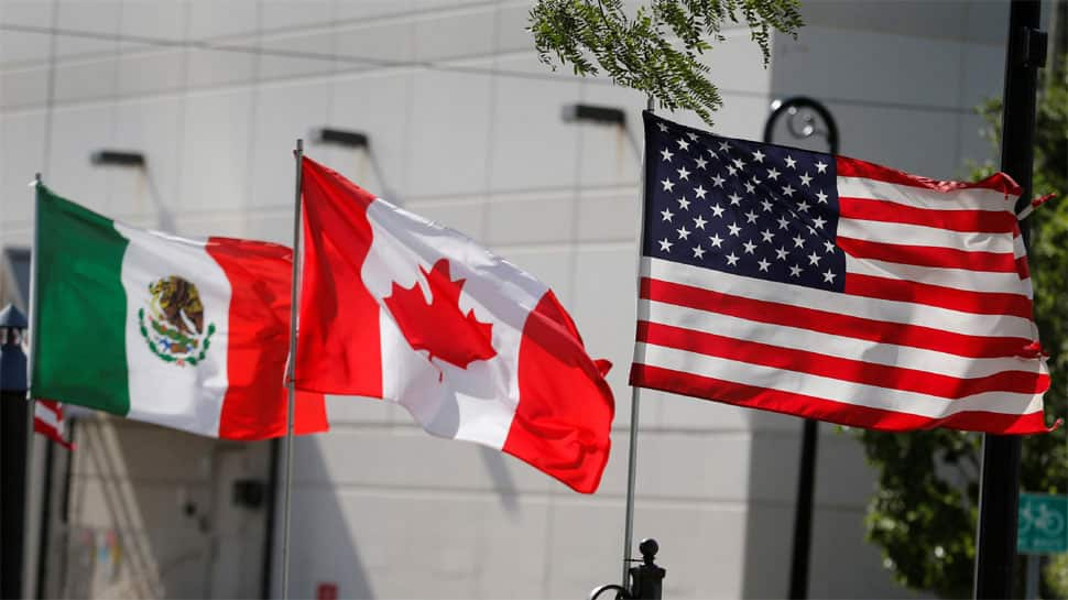 US, Mexico, Canada reach deal to save NAFTA as trilateral trade pact