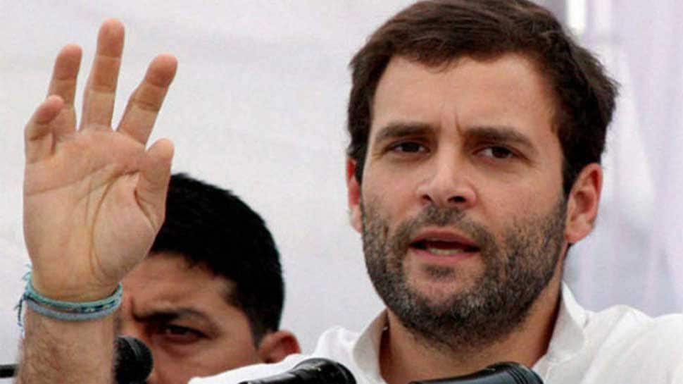 On occasion of Gandhi Jayanti, Rahul to spell out party's future strategy at Maharashtra's Wardha