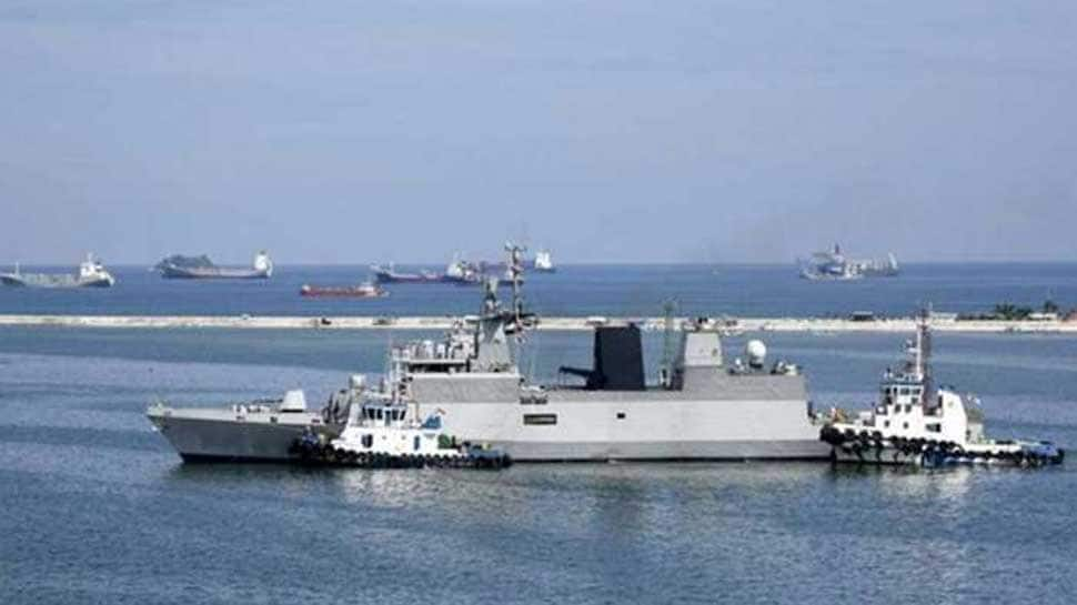 Navy diverts ships to tsunami-hit Indonesia