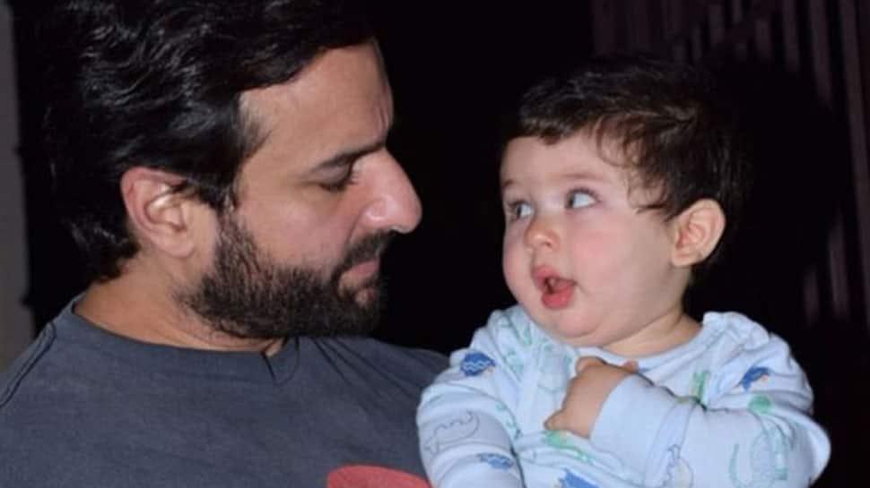 Saif Ali Khan opens up on raising son Taimur Ali Khan