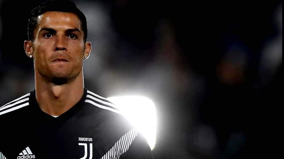 Nevada woman sues Juventus star Cristiano Ronaldo for alleged sexual assault